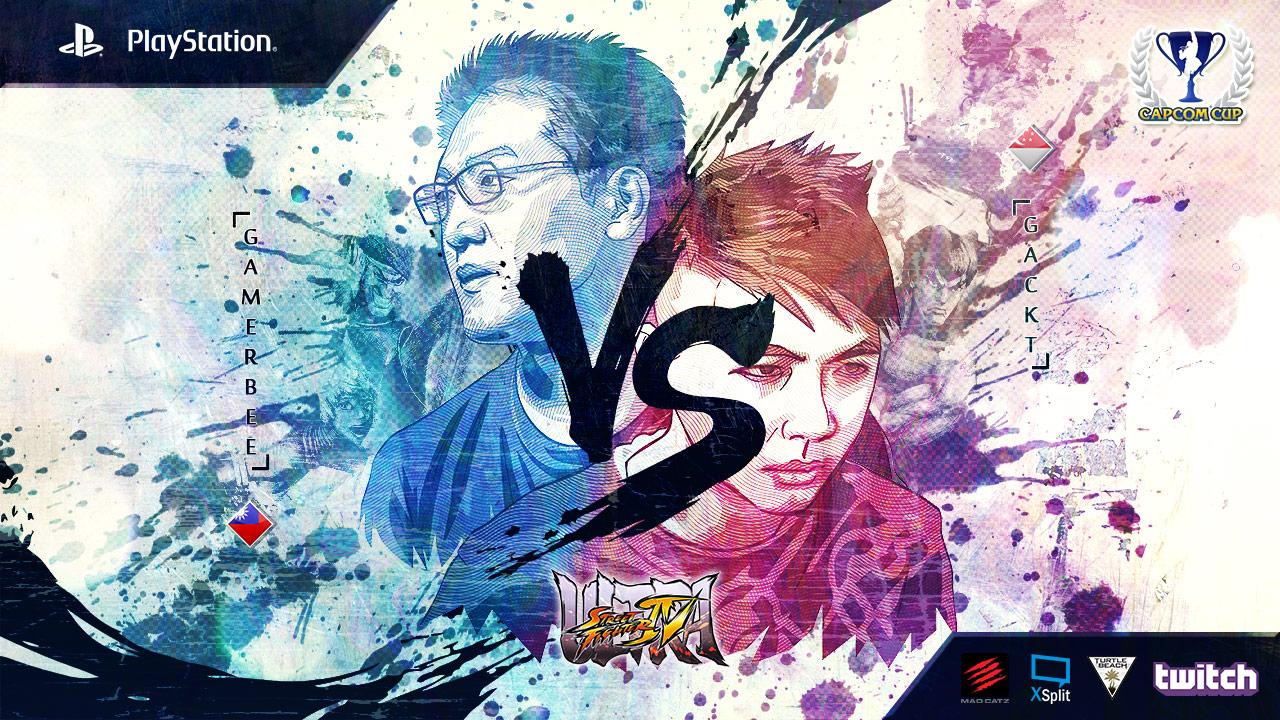 GamerBee VS Gackt