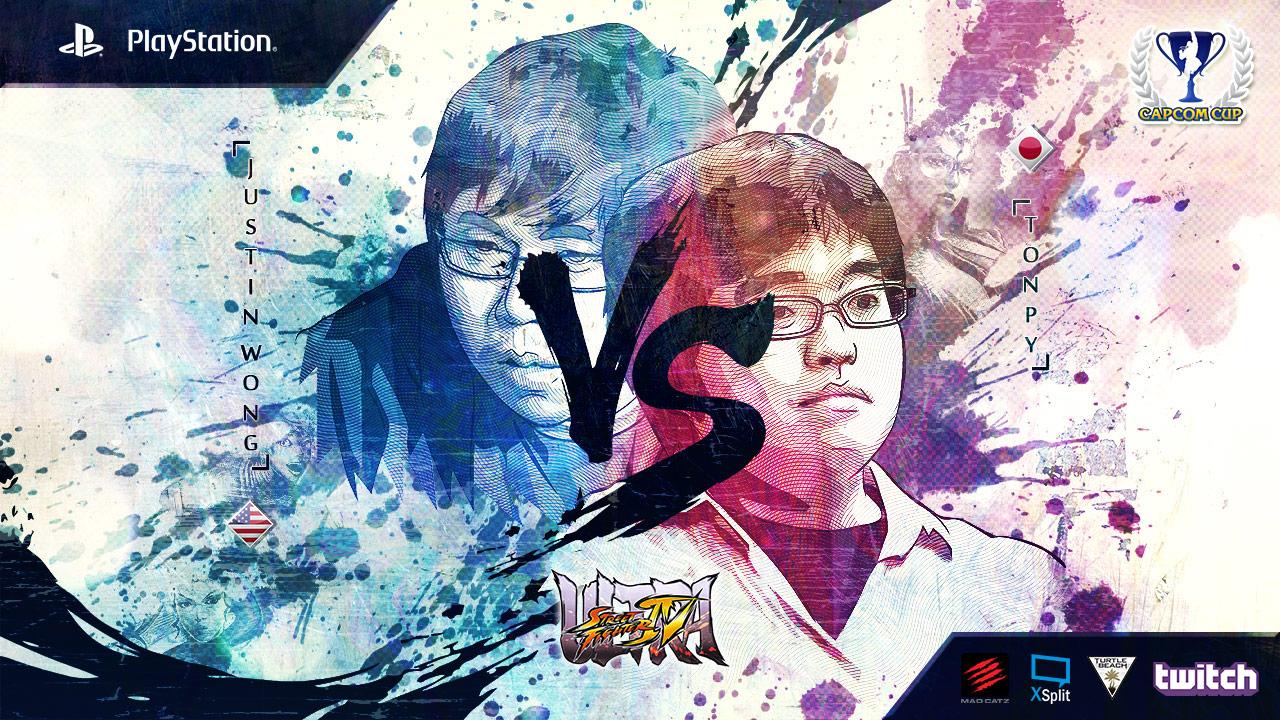 Justin Wong VS Tonpy
