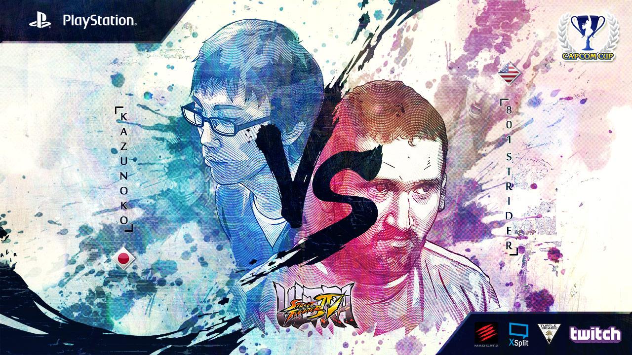 Kazunoko VS 801 Strider