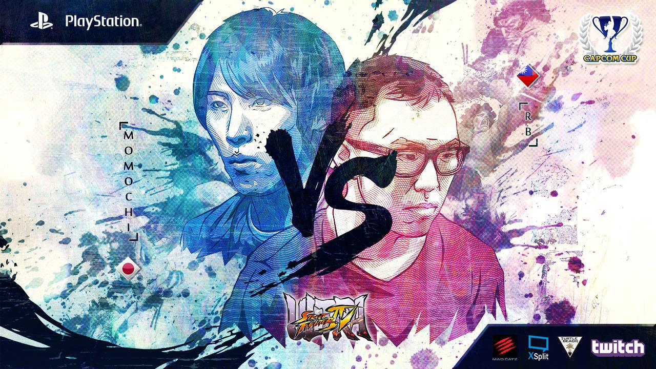 Momochi VS RB