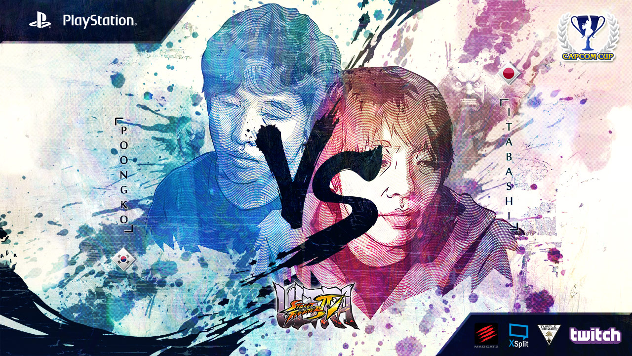 Poongko VS Itabashi Zangief