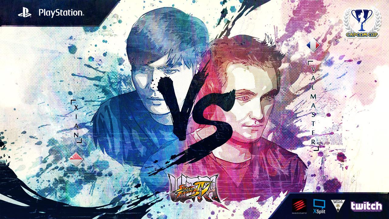 Xian VS Valmaster