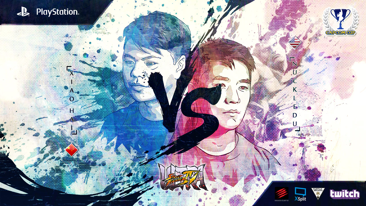 Xiao Hai VS NuckleDu