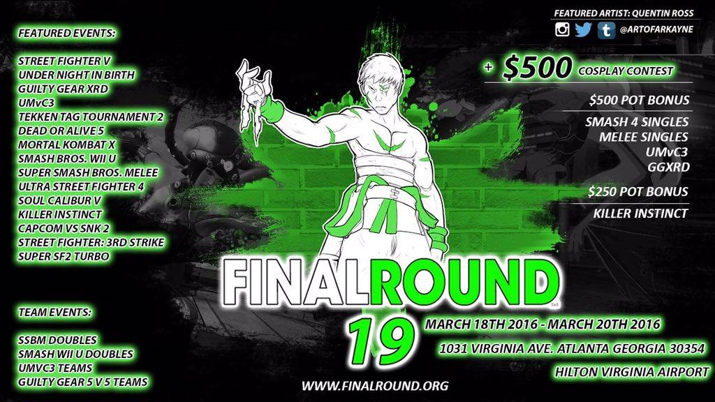 Final Round 19