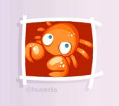 Isabelle Goydadin - petit crabe