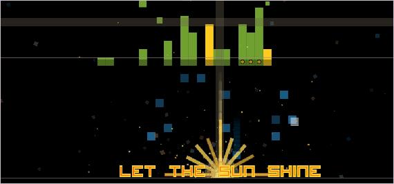 Le jeu Seed, réalisé en trois jours pour un Ludum Dare