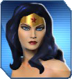 portrait Wonder Woman
