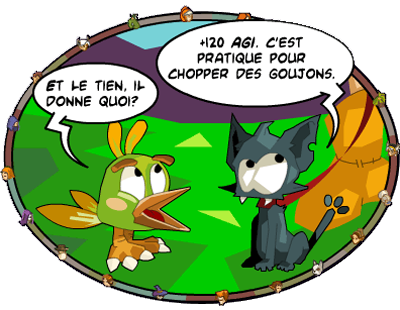 comment soigner son familier wakfu