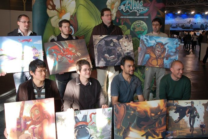 Top 8 Wakfu TCG - Toiles - AC5