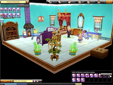 Dragonica - Ma maison