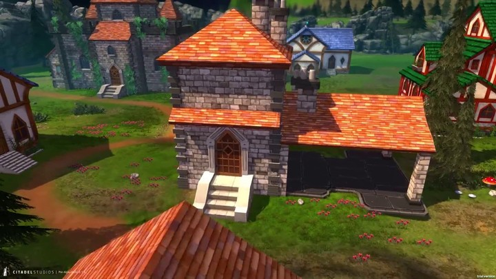 Teaser : le housing de Shards Online