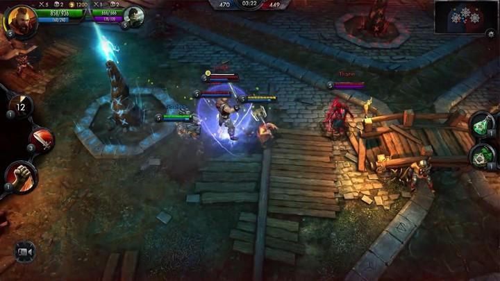 Guide de jeu : prise en main de The Witcher Battle Arena
