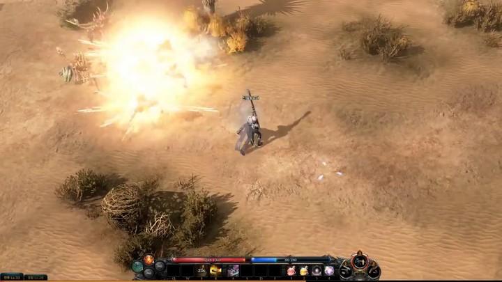G-Star 2014 - Présentation détaillée du gameplay de Lost Ark