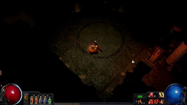 Repaire de Path of Exile : la salle de torture