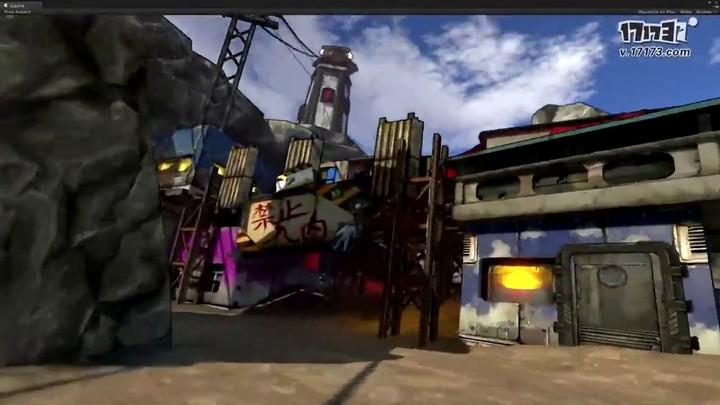 Premier teaser de gameplay de Borderlands Online