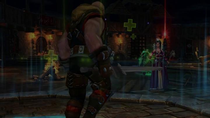 Bande-annonce de lancement du MOBA The Witcher Battle Arena