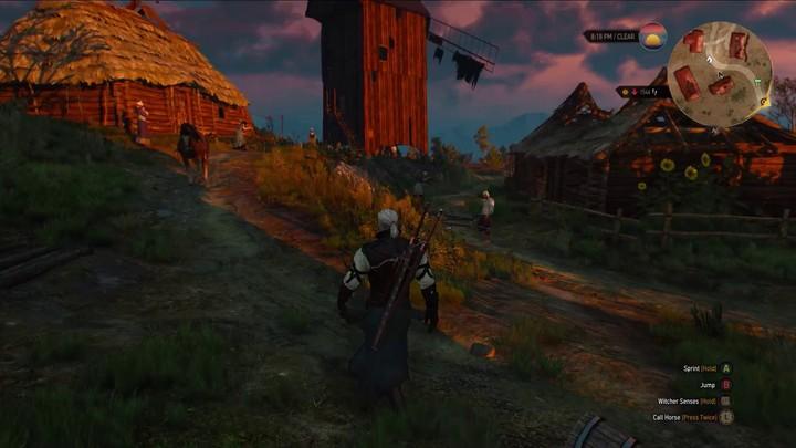 PAX East 2015 - Aperçu du gameplay brut de The Witcher 3: Wild Hunt