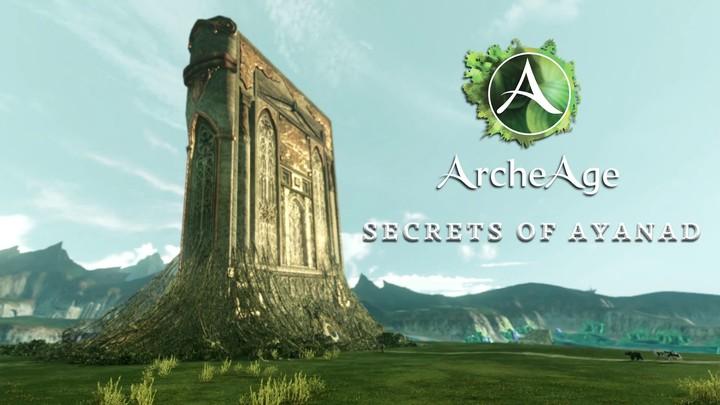 """Bande-annonce des """"Secrets d'Ayanad"""" d'ArcheAge"""