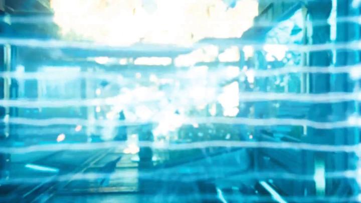Cinématique de lancement anticipé d'Asteroids: Outpost