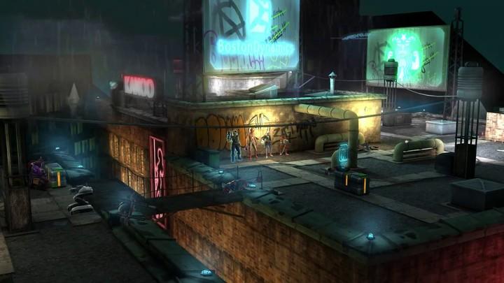 Bande-annonce de lancement de Shadowrun Chronicles