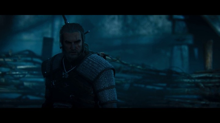 Cinématique de lancement de The Witcher 3: Wild Hunt