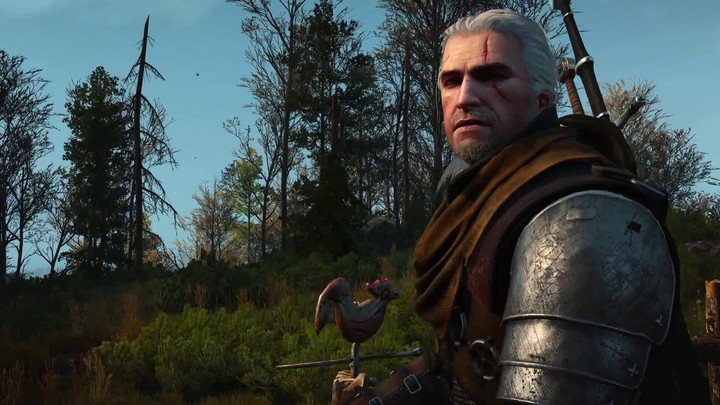 "Bande-annonce de lancement ""Go Your Way"" de The Witcher 3: Wild Hunt"