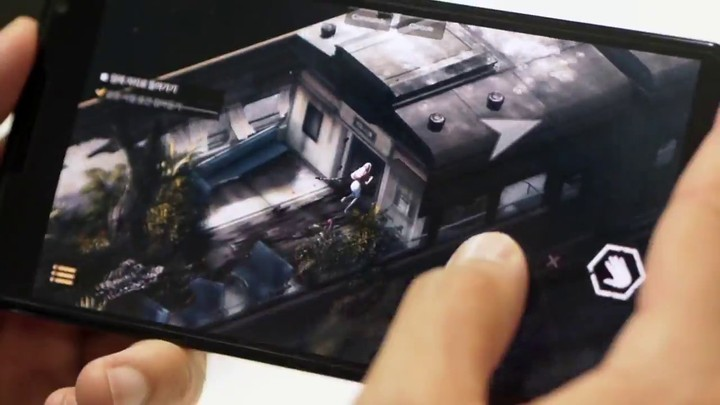 NDC 15 - Aperçu du gameplay de Durango