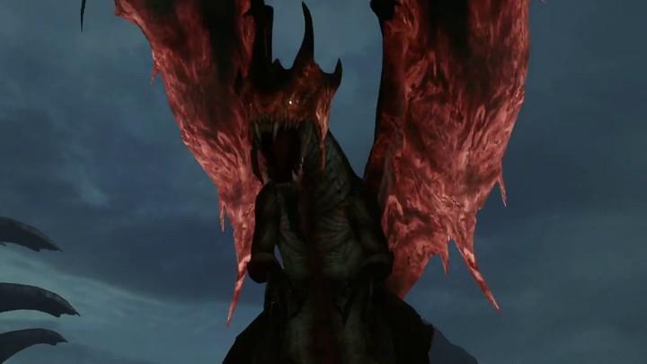 Aperçu du bébé dragon rouge d'ArcheAge