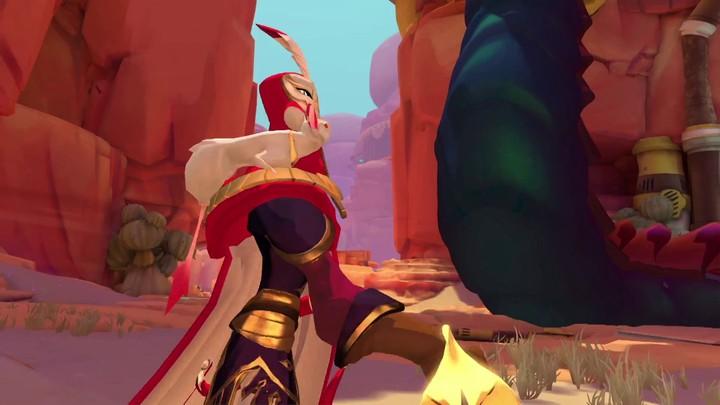 E3 2015 - Bande-annonce de bêta du MOBA Gigantic