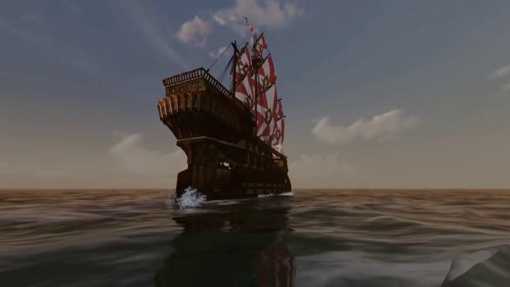 Teaser : aperçu du Leviathan d'ArcheAge