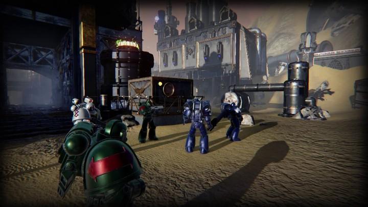 Aperçu du gameplay brut de Warhammer 40,000 : Eternal Crusade