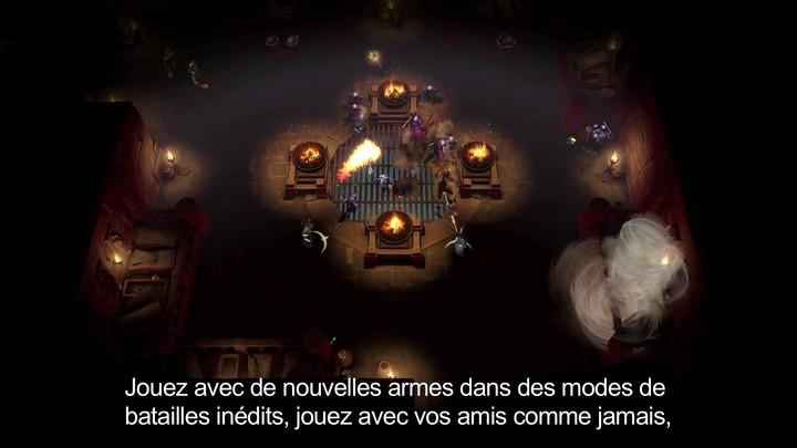 Bande-annonce de la Slayer Edition de Gauntlet (VOSTFR)