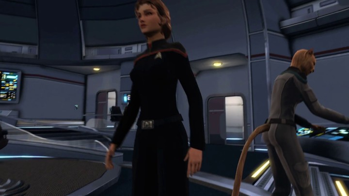 Star Trek Online  Bande-annonce officielle de la Saison 11 New dawn  [EN]