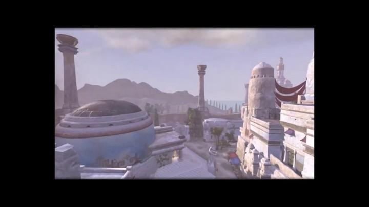 Aperçu des panoramas d'Age of Conan