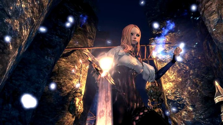 Aperçu du Maître des éléments de Blade & Soul (VOSTFR)