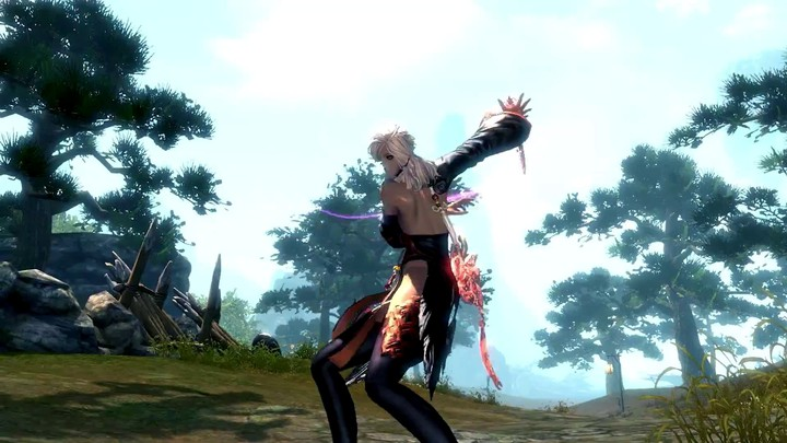 Aperçu de l'Assassin de Blade & Soul (VOSTFR)