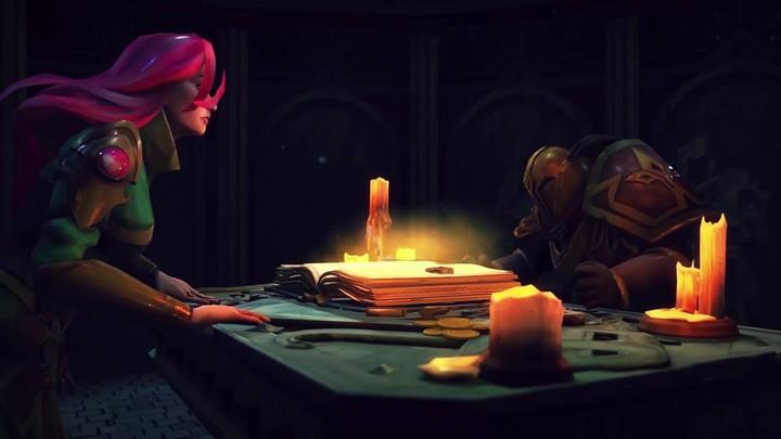 Bande-annonce de bêta-test de Chronicle: RuneScape Legends