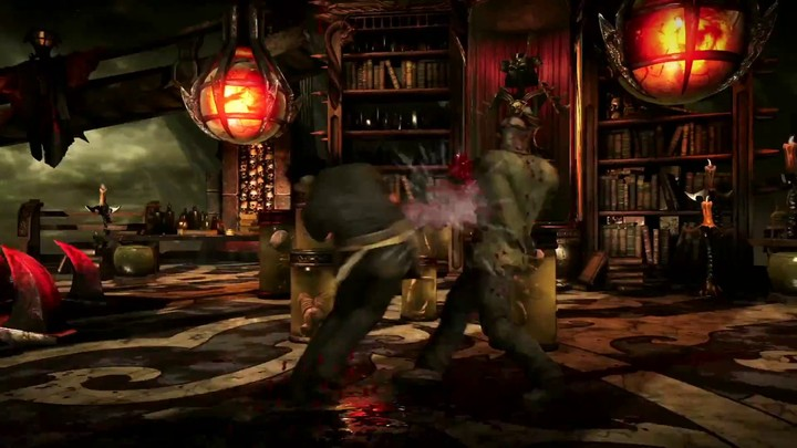 Gameplay de Kombat Pack 2, prochaine extension de Mortal Kombat X