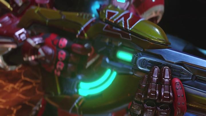 Bande-annonce de lancement pour Halo 5: Infinity's Armory