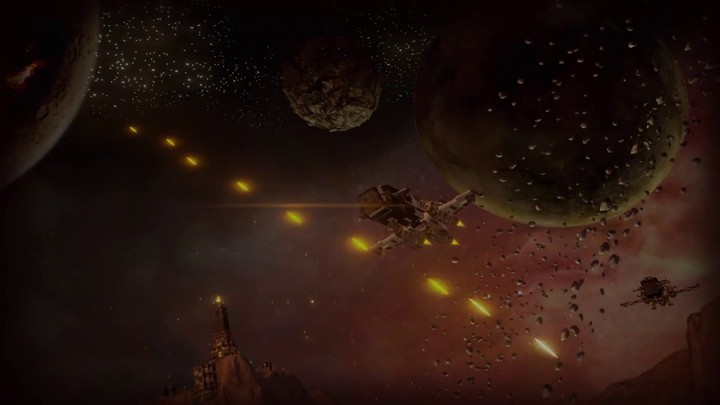 "Cinématique ""in-game"" de Warhammer 40,000: Eternal Crusade"