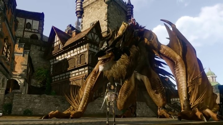 ArcheAge 2.9 : le dragon du roi