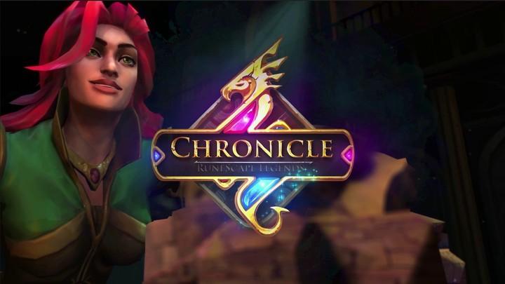 Bande-annonce de bêta ouverte de Chronicle RuneScape Legends