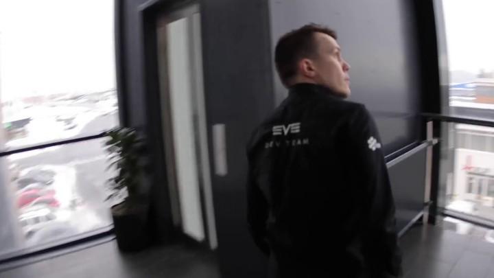 Visite (accélérée) du studio CCP à Reykjavik