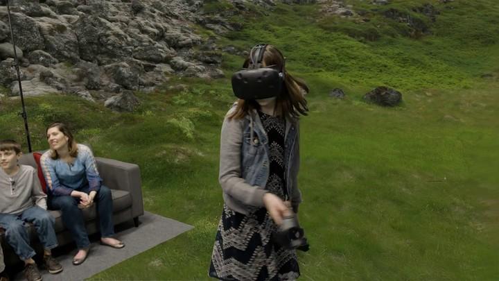 SteamVR et HTC Vive : la réalité virtuelle concrètement