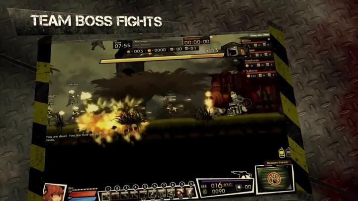 Bande-annonce de (re)lancement de Metal Assault