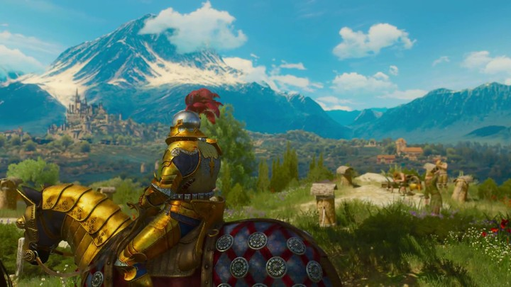 "Teaser de l'extension ""Blood and Wine"" de The Witcher 3: Wild Hunt"