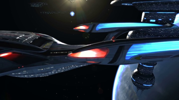 Bande-annonce Xbox One et Playstation 4 de Star Trek Online