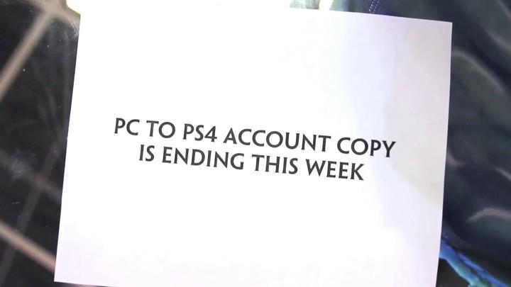 Dernier jour pour copier son compte SMITE PC sur PlayStation 4
