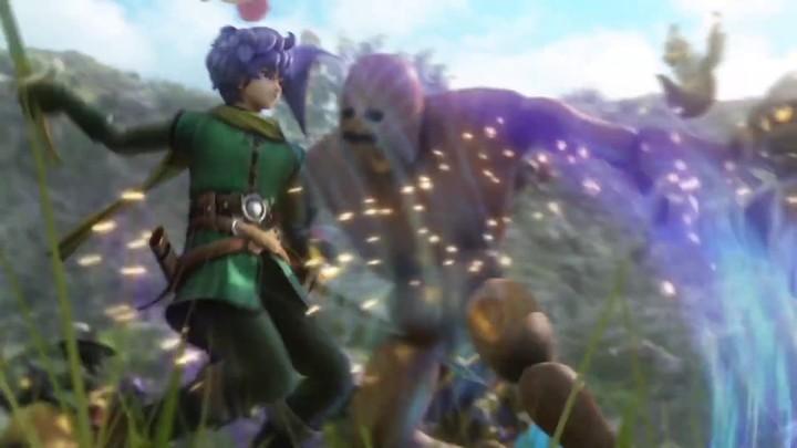 Cinématique d'ouverture de Dragon Quest Heroes II
