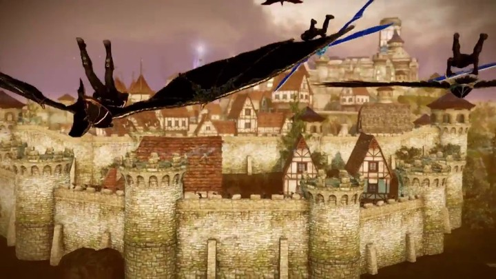 "Bande-annonce de lancement d'ArcheAge 2.9 ""Ascension"""